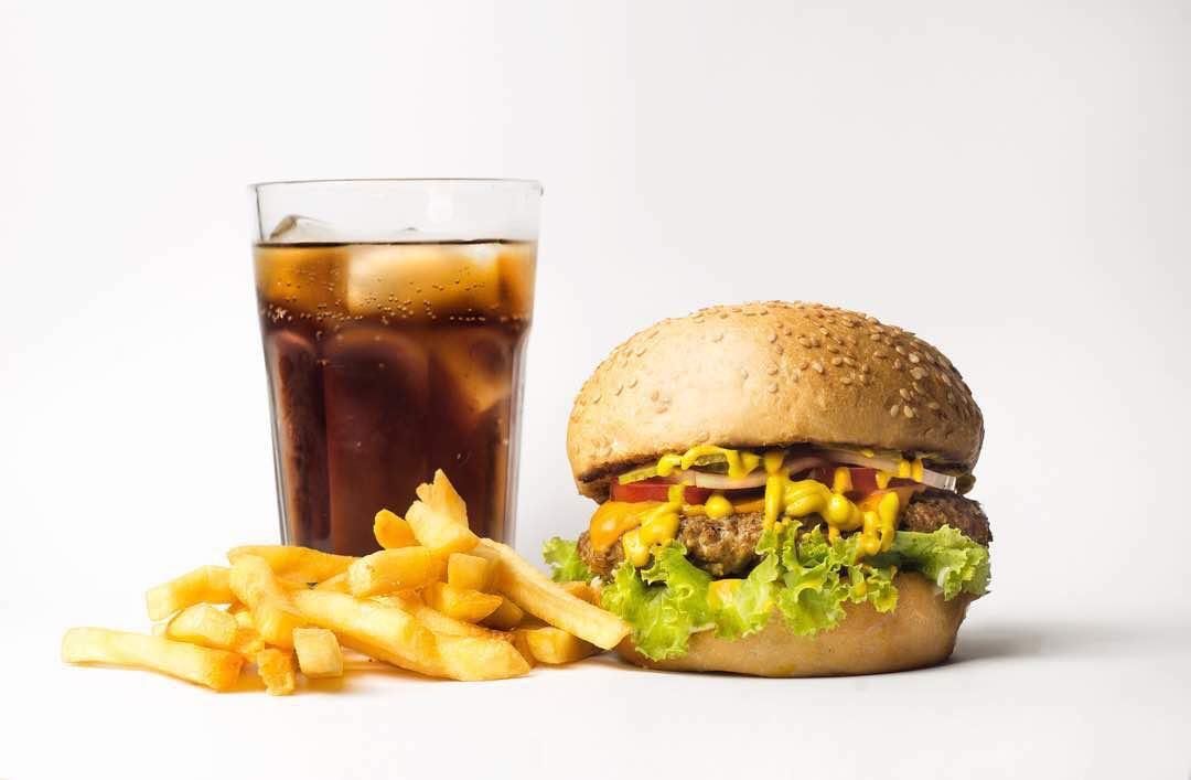 Burger 105-1