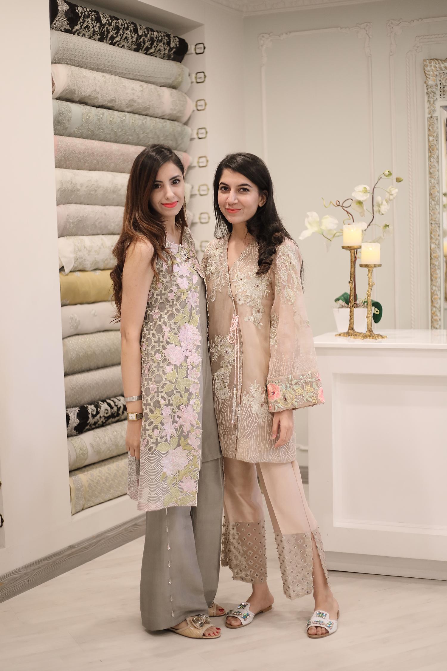 Hira and Ayla