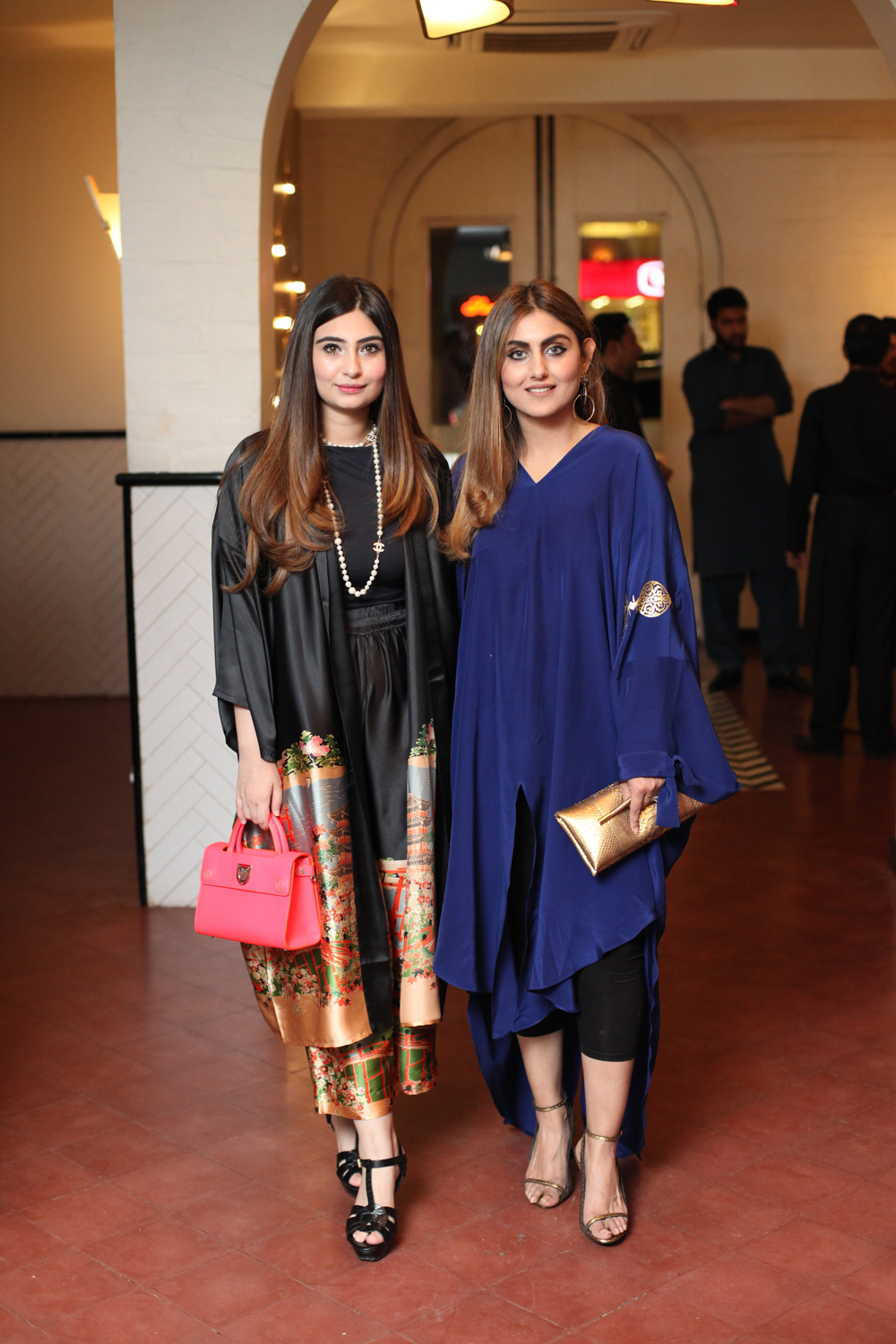 Noor Jahan Azain and Anush Ammar