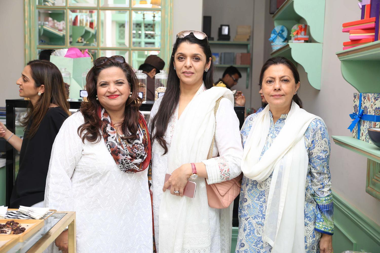 Lal Majid, Fatmi and Savila