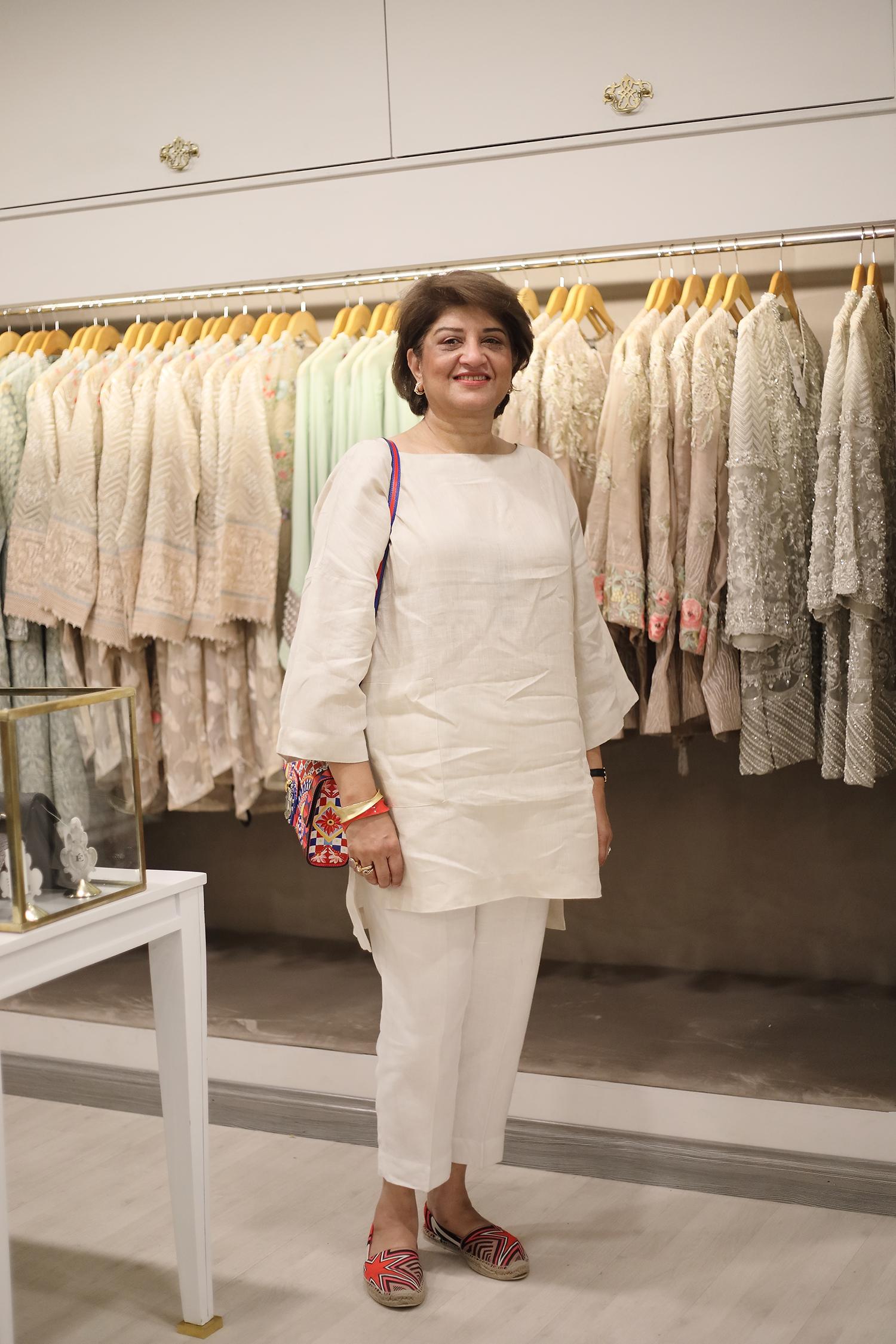Mehriene Qureshi