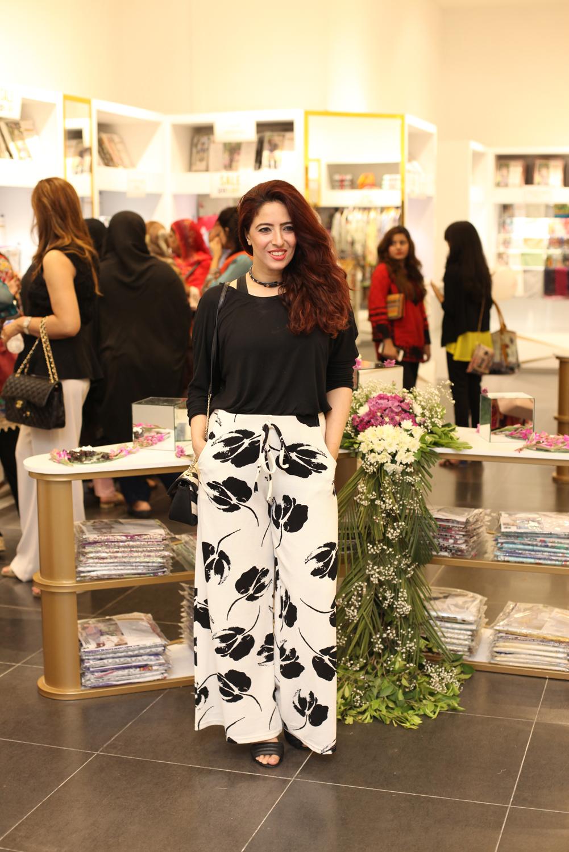 Sarah Javed
