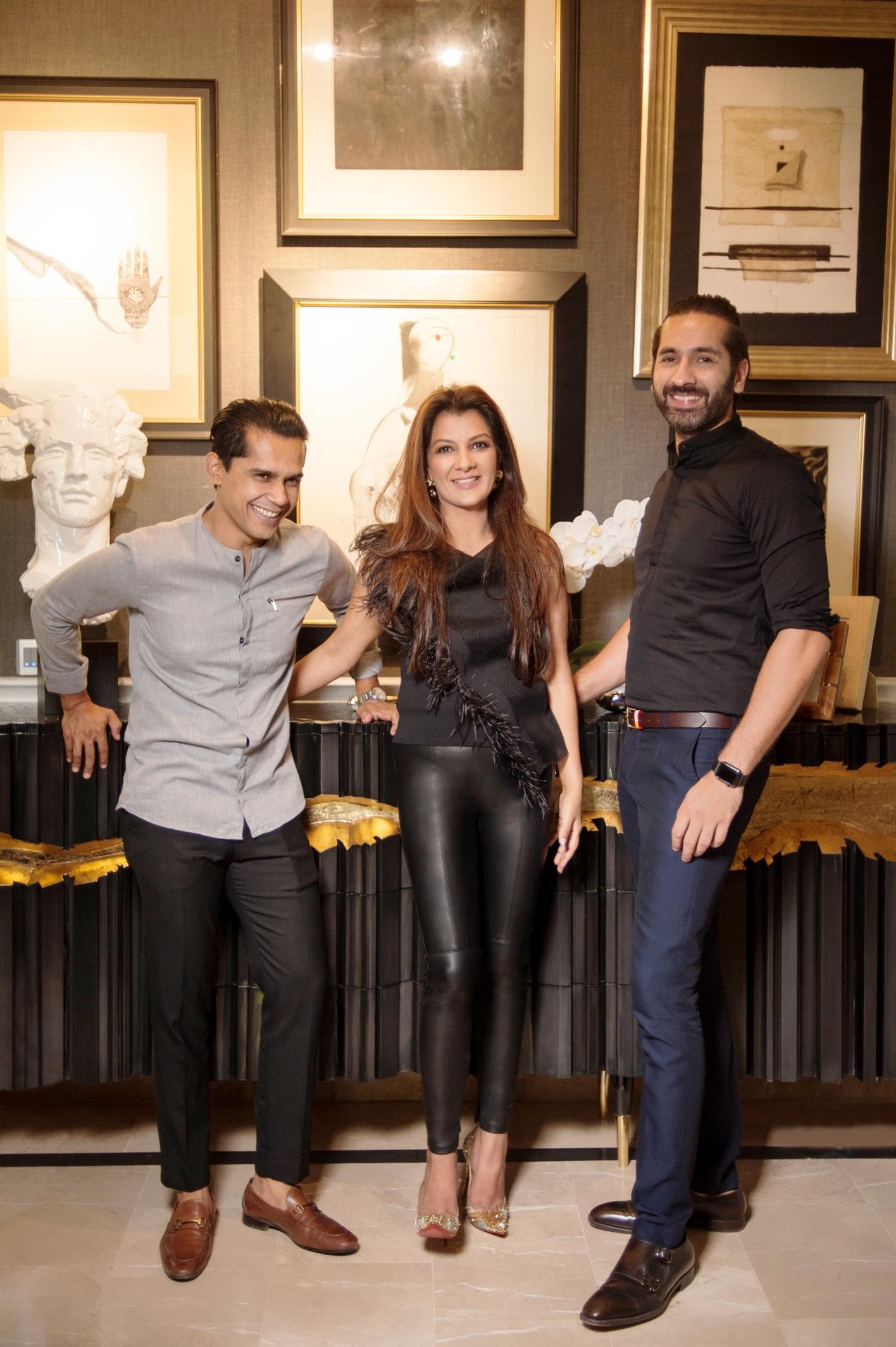 Team YOCA - Ahsan Najmi, Sarah Najmi Bilgrami and Zayd Bilgrami [F]