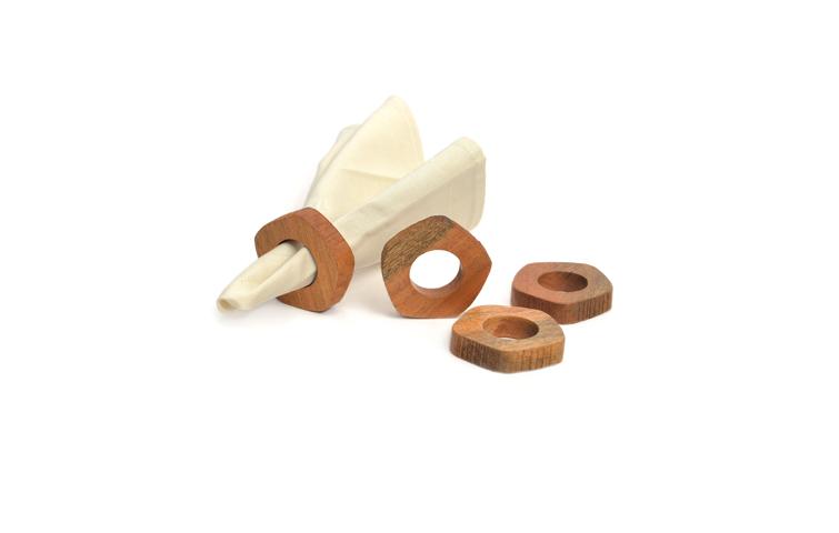 Habitt Wooden napkin holder