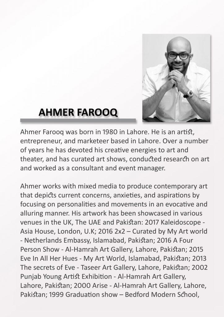 Ahmer Farooq 1