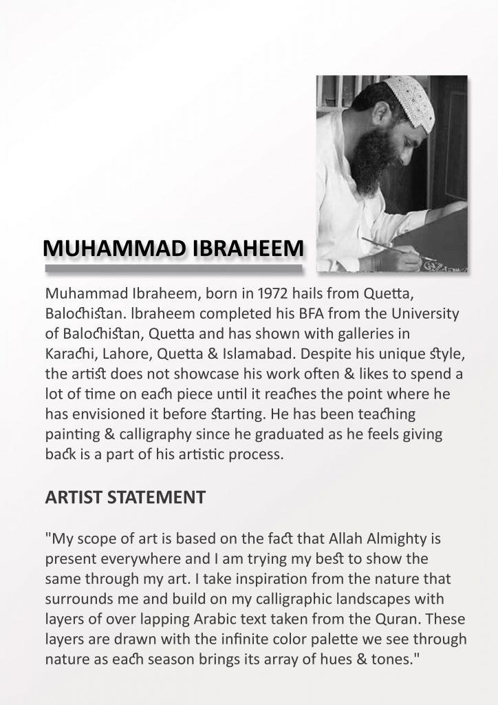 Muhammad Ibraheem