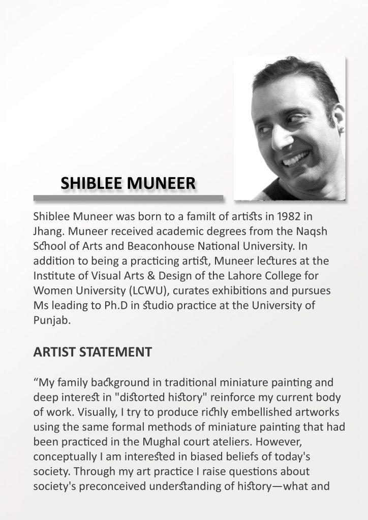 Shiblee Muneer 1