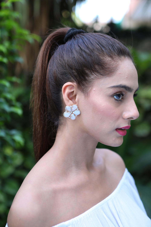 Flower Earrings 3