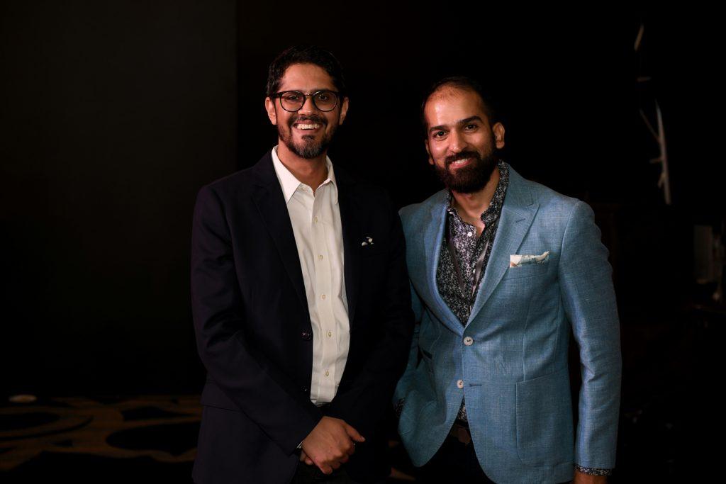 Abbas Arslan and Fahad Qadir