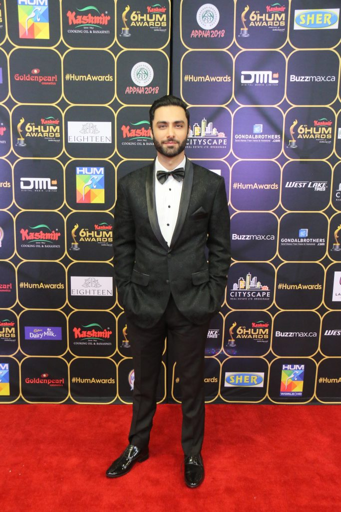 Ahmed Ali Akber - Now thats a dapper look we are on board with!