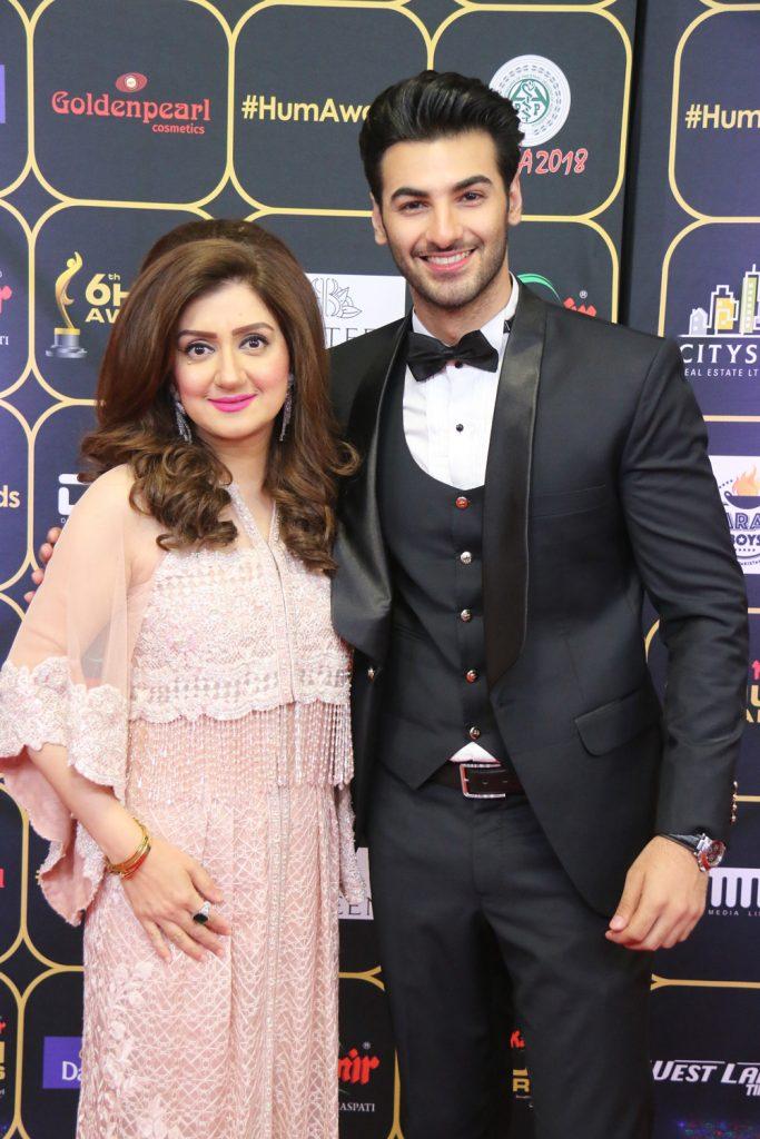 Aisha Sana & Arsalan Butt