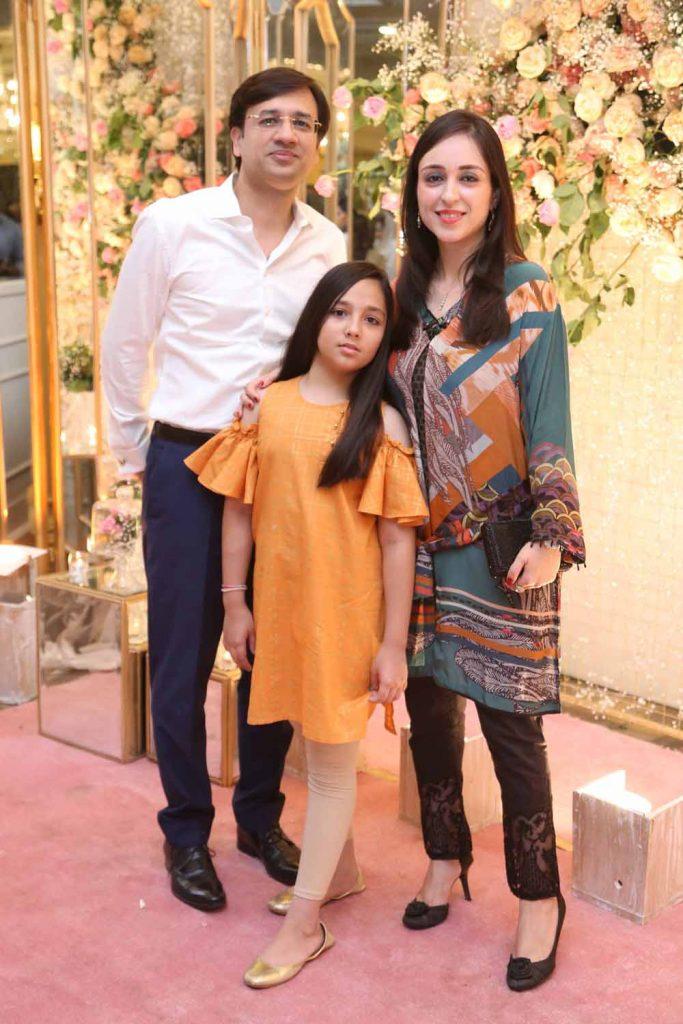 Ali Adnan, Raniya and Nadia Ali
