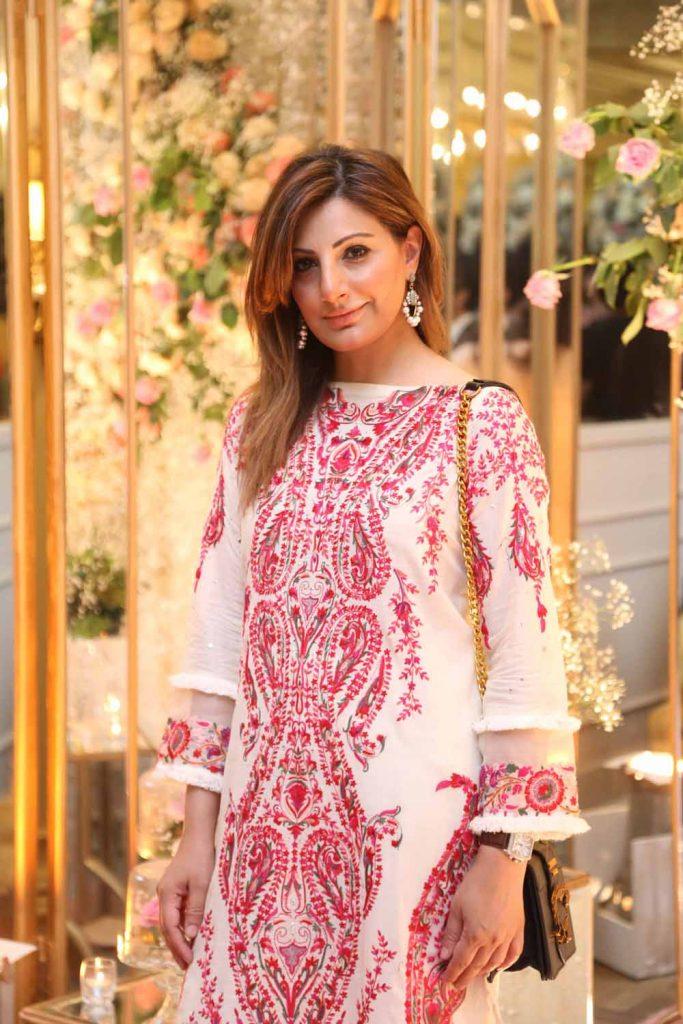 Amber Liaqat wearing Manara by Maria Asif Baig (1)