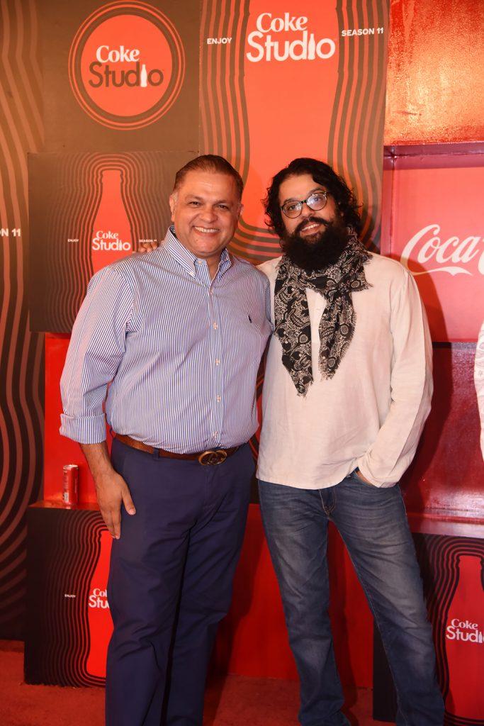 Asad Sheikh and Omran Shafique