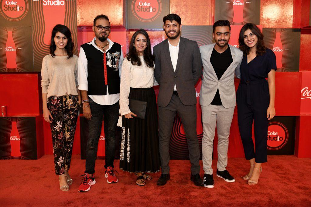 Ayesha, Maaz, Insiya Syed, Bilal, Haseeb and Beenish