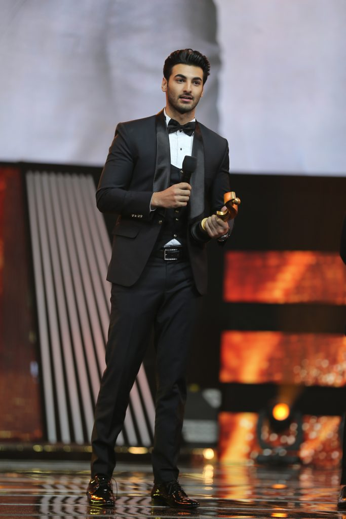 Best Actor Male Soap - Naseebo Jali