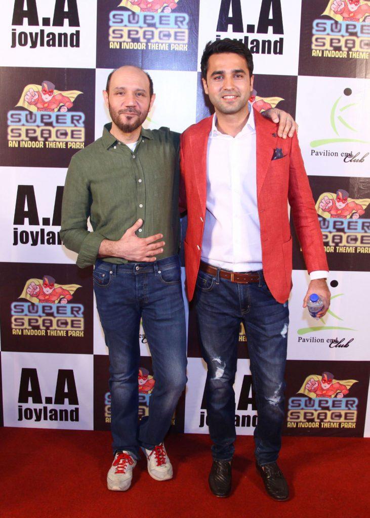 Faizan Haq & Inam Ullah