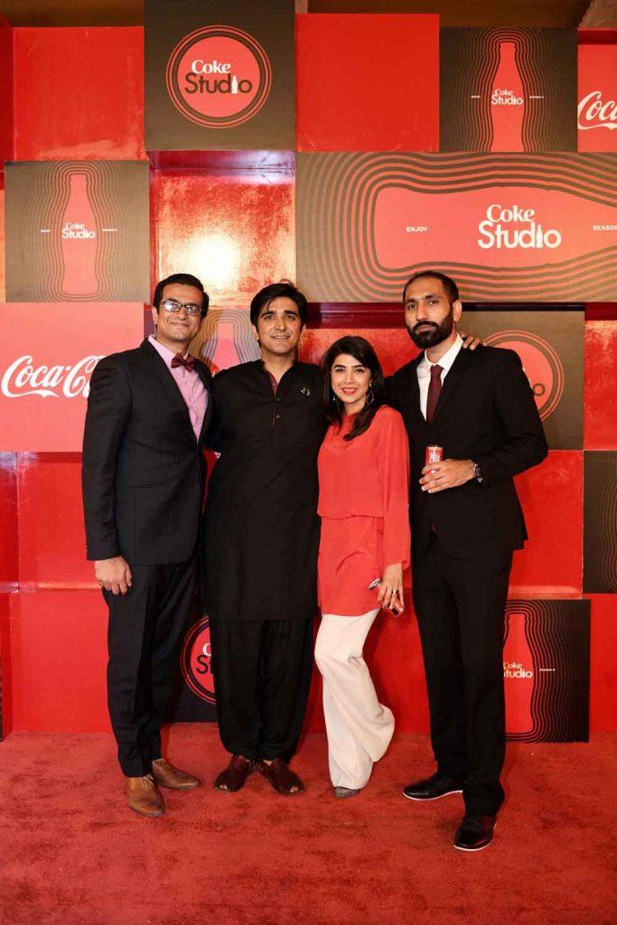 Haider Mujtaba, Ali Hamza, Sadaf Zarrar and Umar Malik (2)