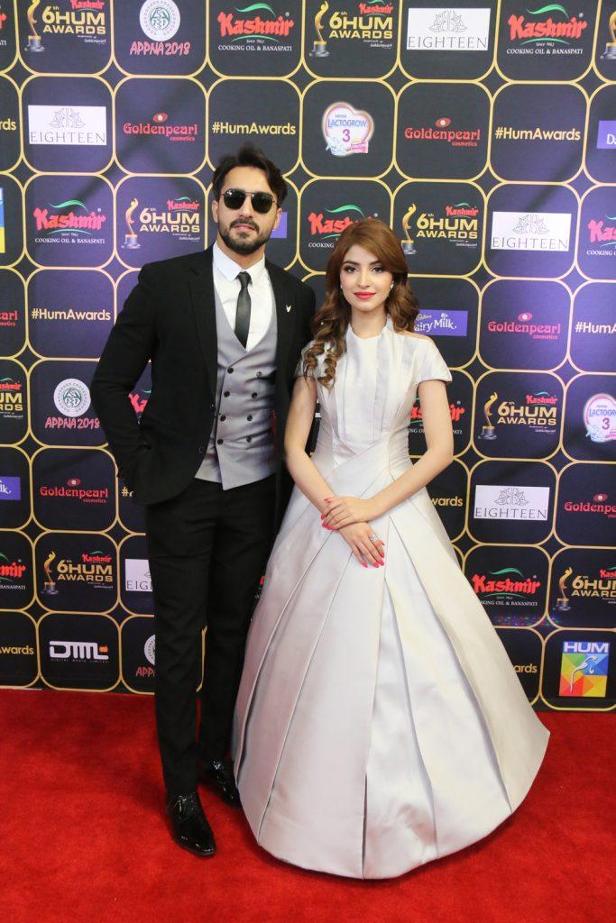 Hammad Farooqui & Kinza Hashmi