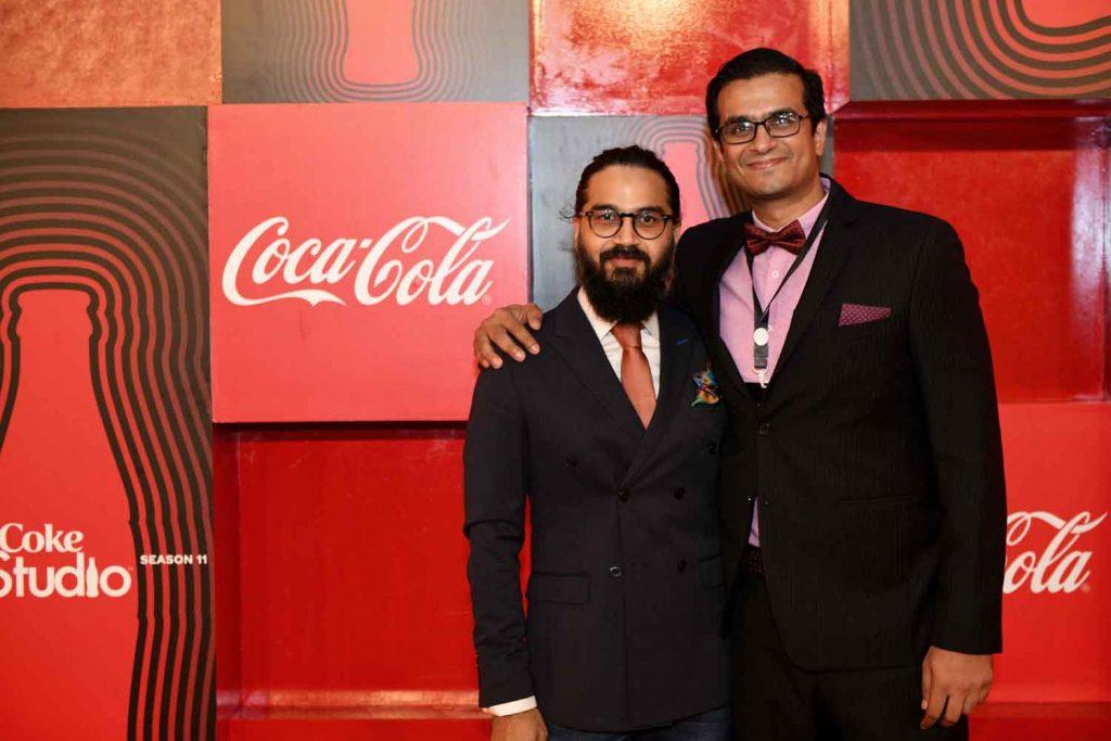 Hamza Ahmed and Haider Mujtaba