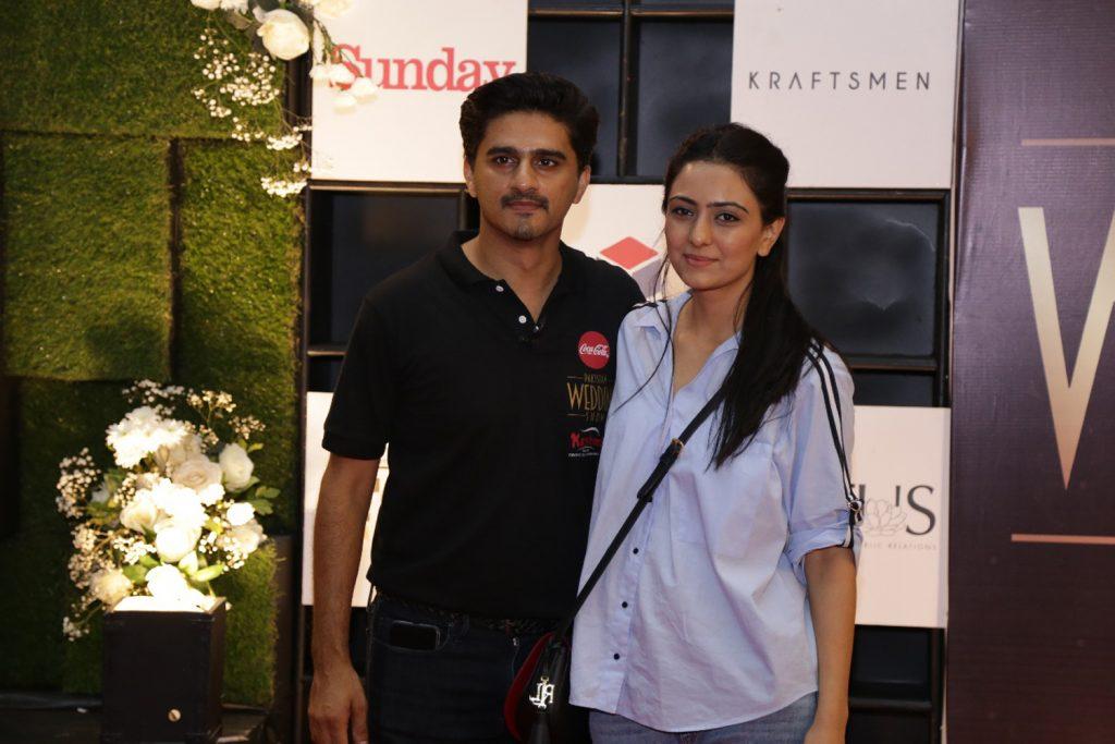 Hassaan Khalid and Zarmisha Dar