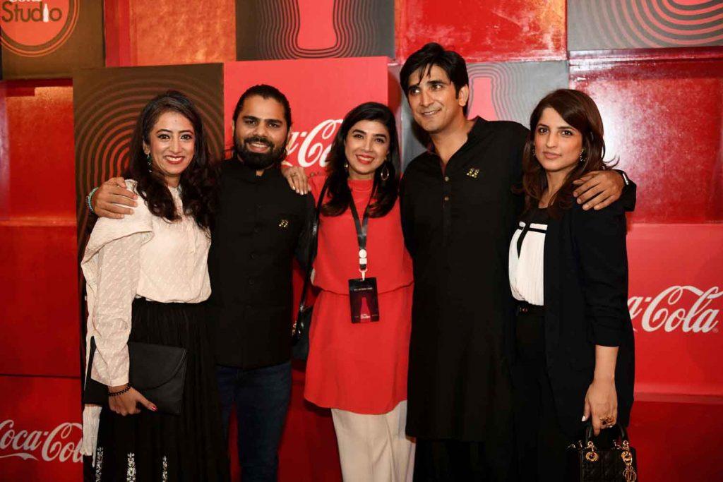 Insiya Syed, Zohaib Kazi, Sadaf Zarrar, Ali Hamza and Nafisa Khalid (1)
