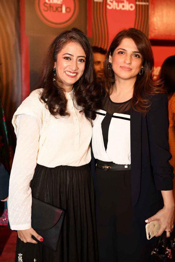 Insiya Syed and Nafisa Khalid