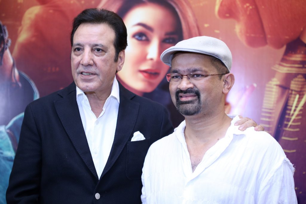 Javed Sheikh and Faisal Qureshi