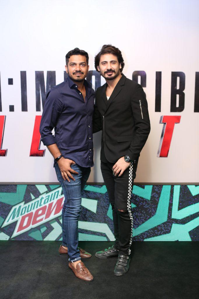 Kashif and Wali