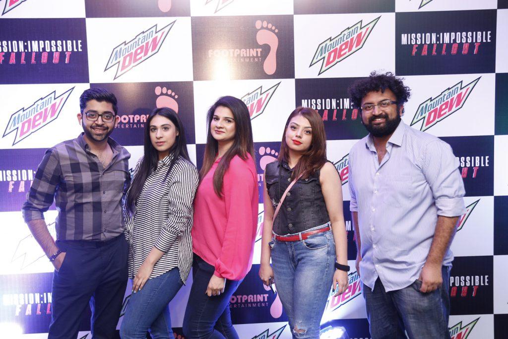 Mahir, Mahnoor, Momina, Faiza and Ghazanfar