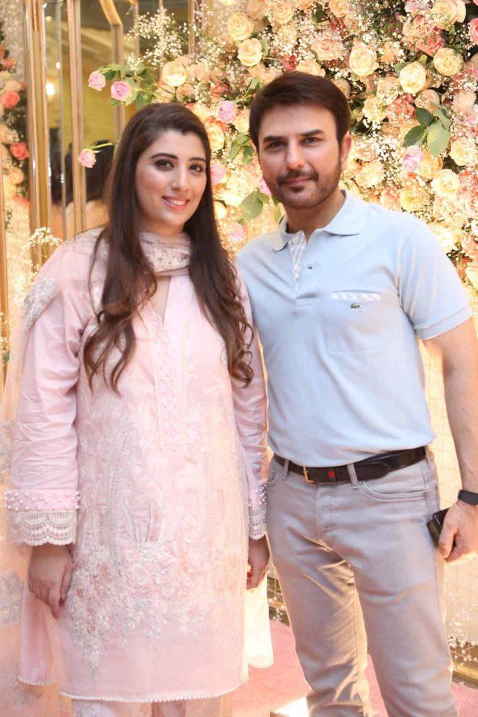 Maria Asif Baig and Shahzad Raza (1)