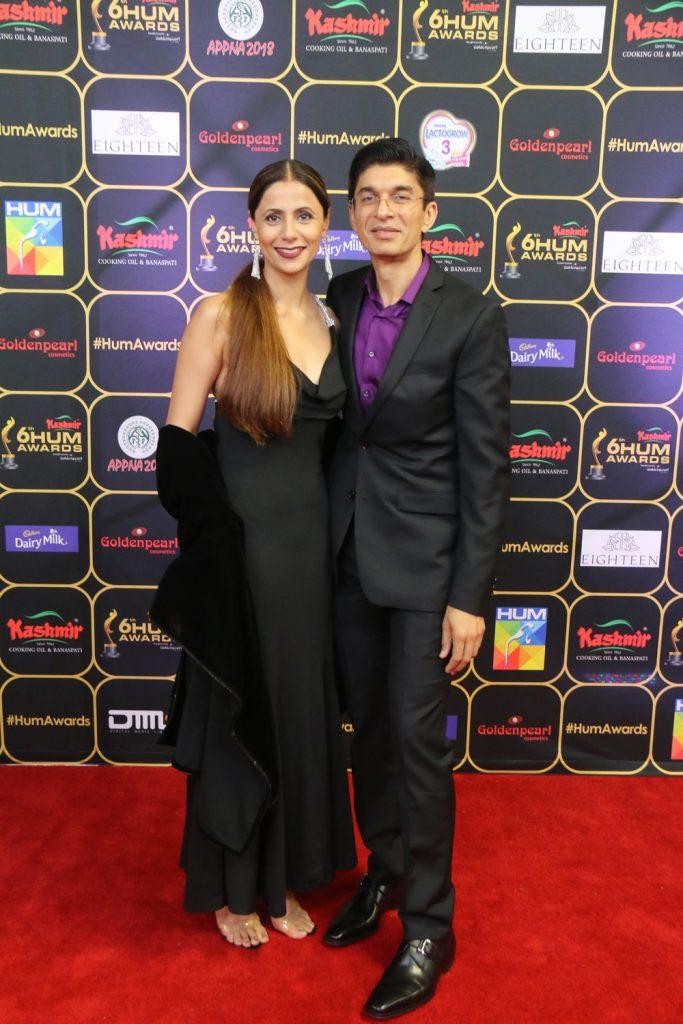 Mr. & Mrs Junaid Qureshi