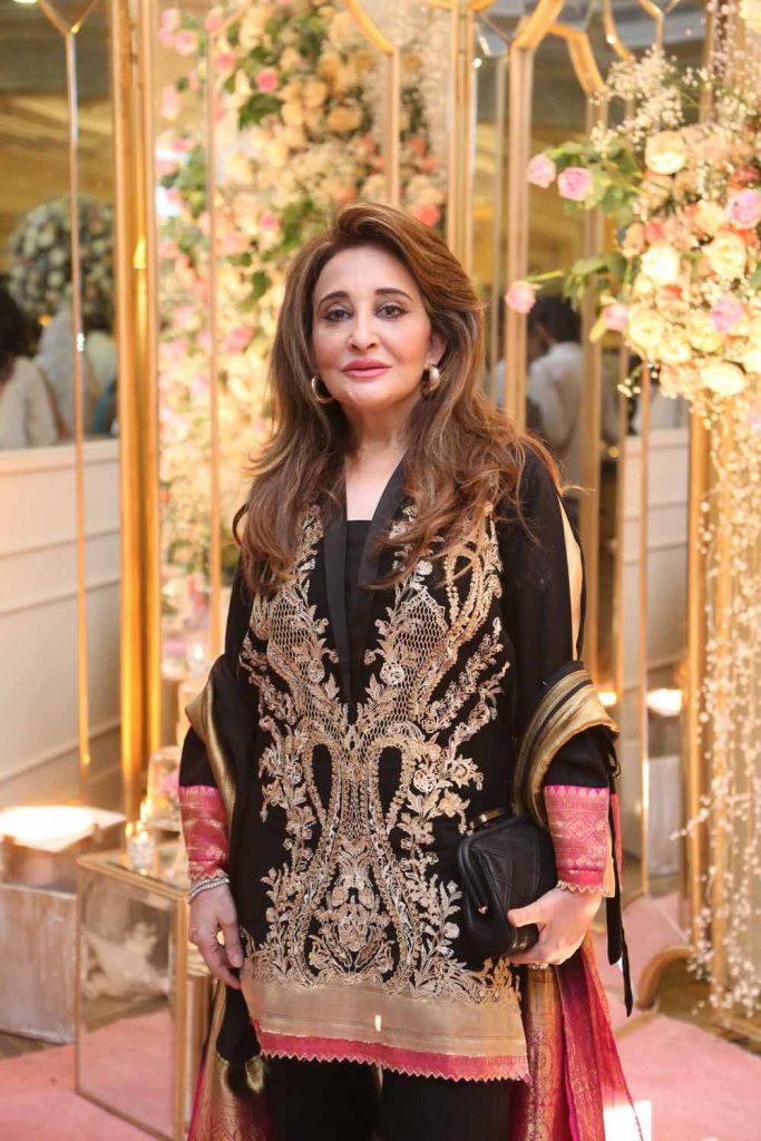 Naila Ishtiaq wearing Manara by Maria Asif Baig (2)