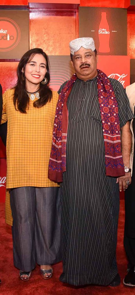 Natasha Baig and Fareed Ayaz (2)