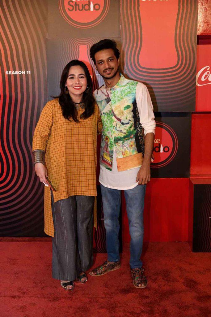 Natasha Baig and Rufus Shahzad (1)