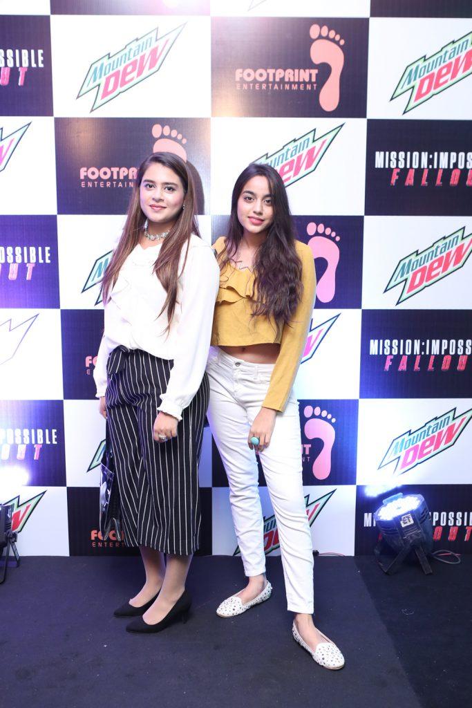 Noor and Zahra