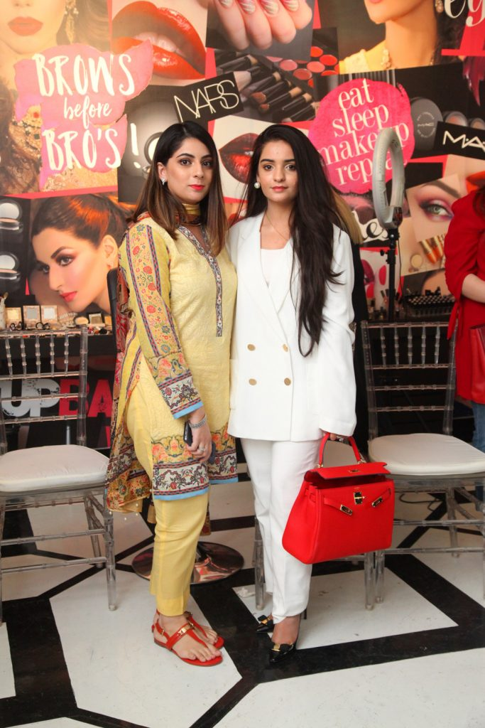 Rabia Haseeb and Eliha