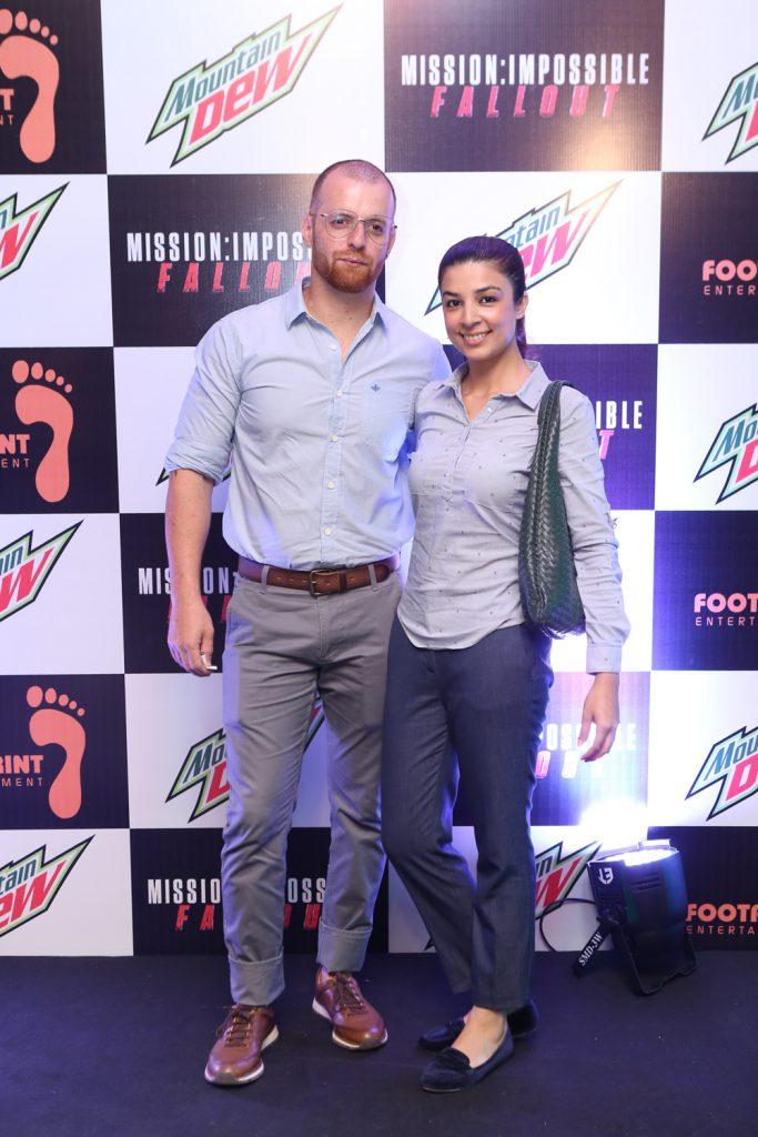 Saad Kureshi and Zainab Cheema