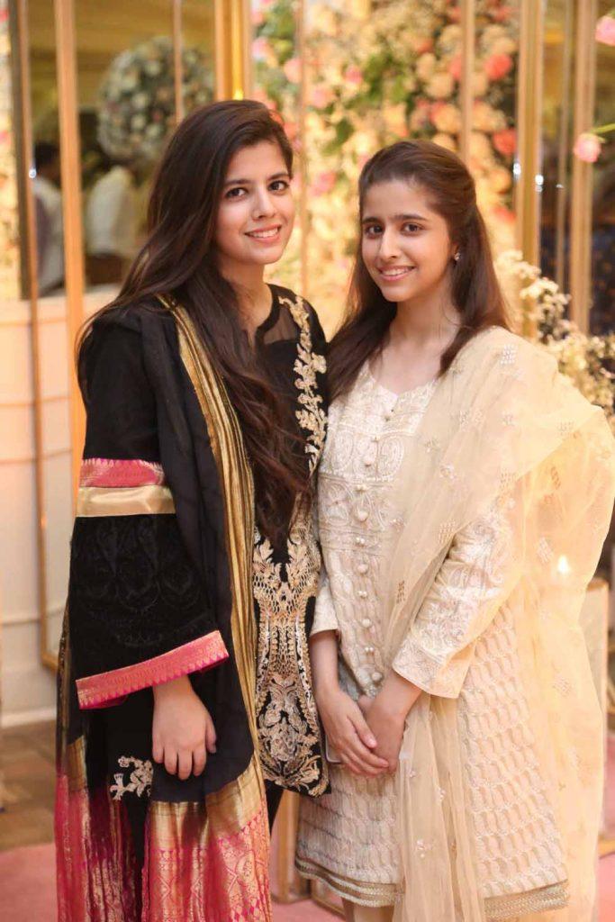 Saba and Fatima