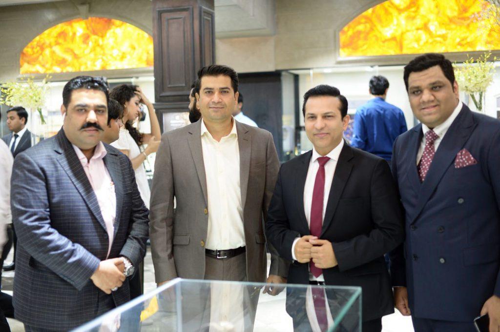Salman Hanif, Masood, Salman Hassan, Shahzaman Hanif