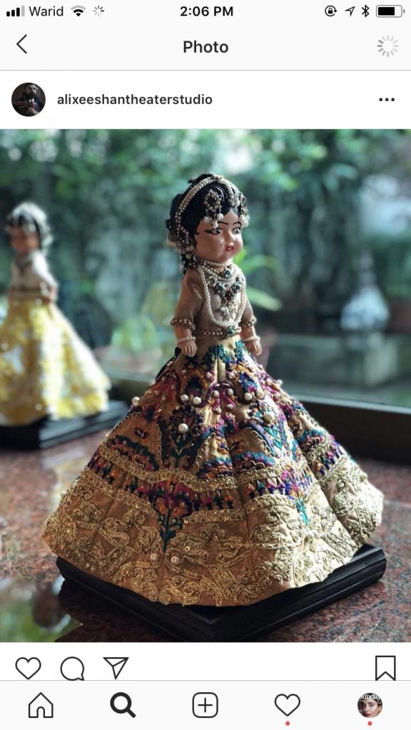 Ali Xeeshan Dolls-2