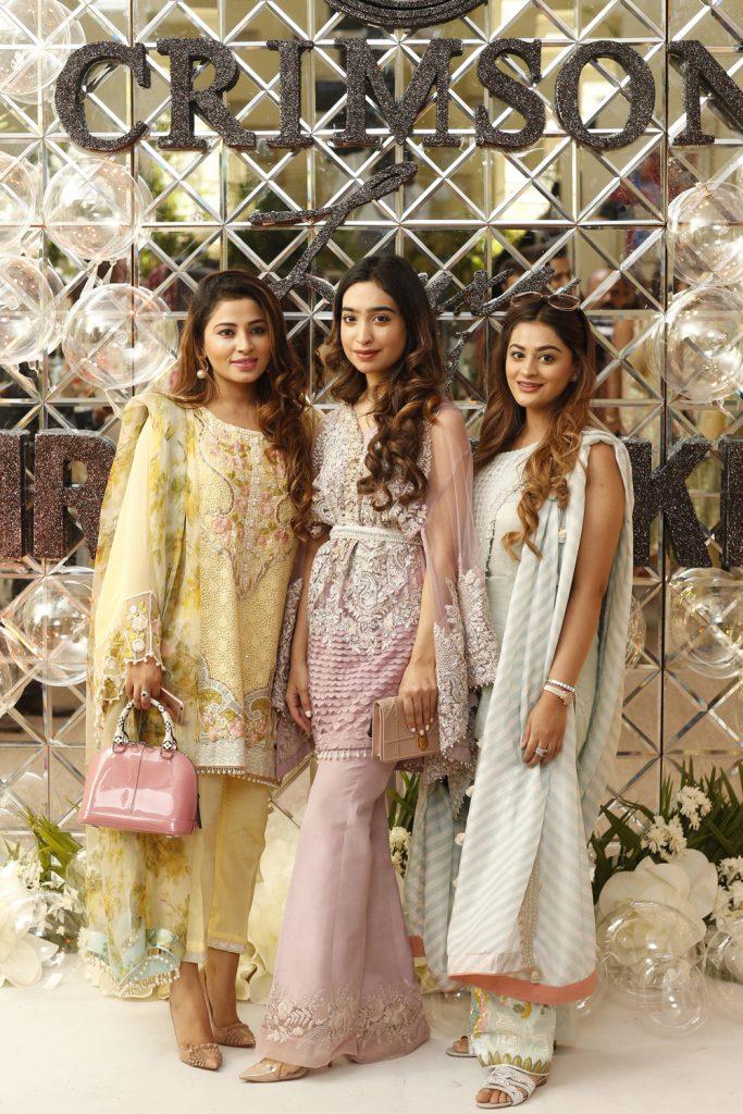 Amna Ahmar, Neha Puri, Mahrukh Mannan