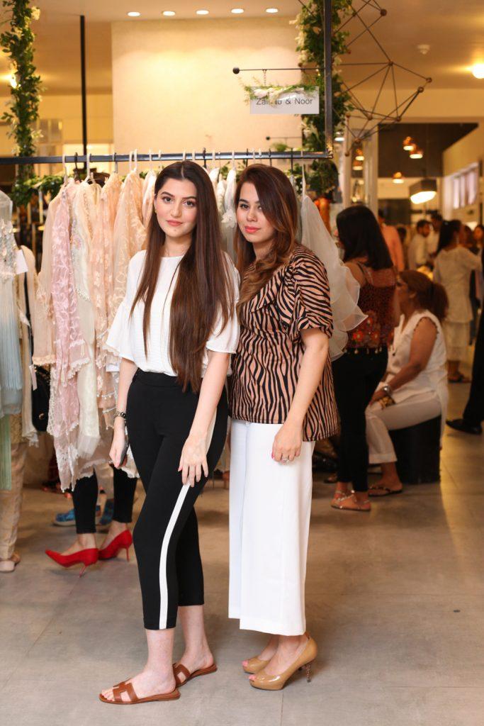 Atiqa and Zainab