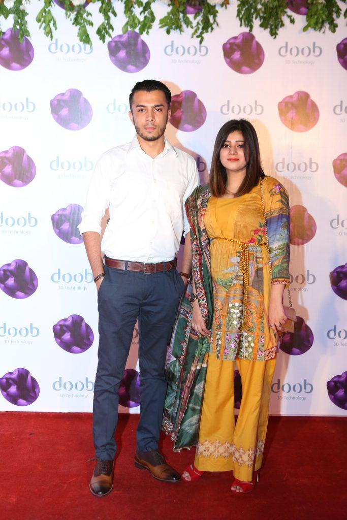 Faraz and Kulsoom
