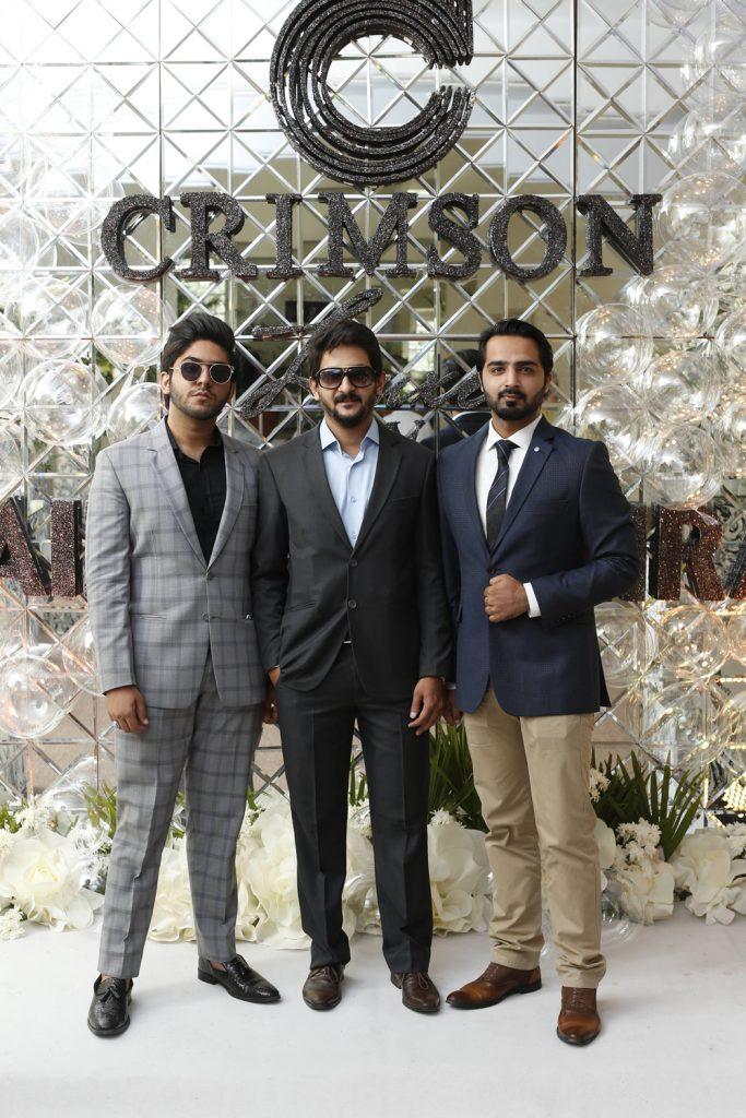 Ghazi Khan, Ahmer Zahid, Rai Saad