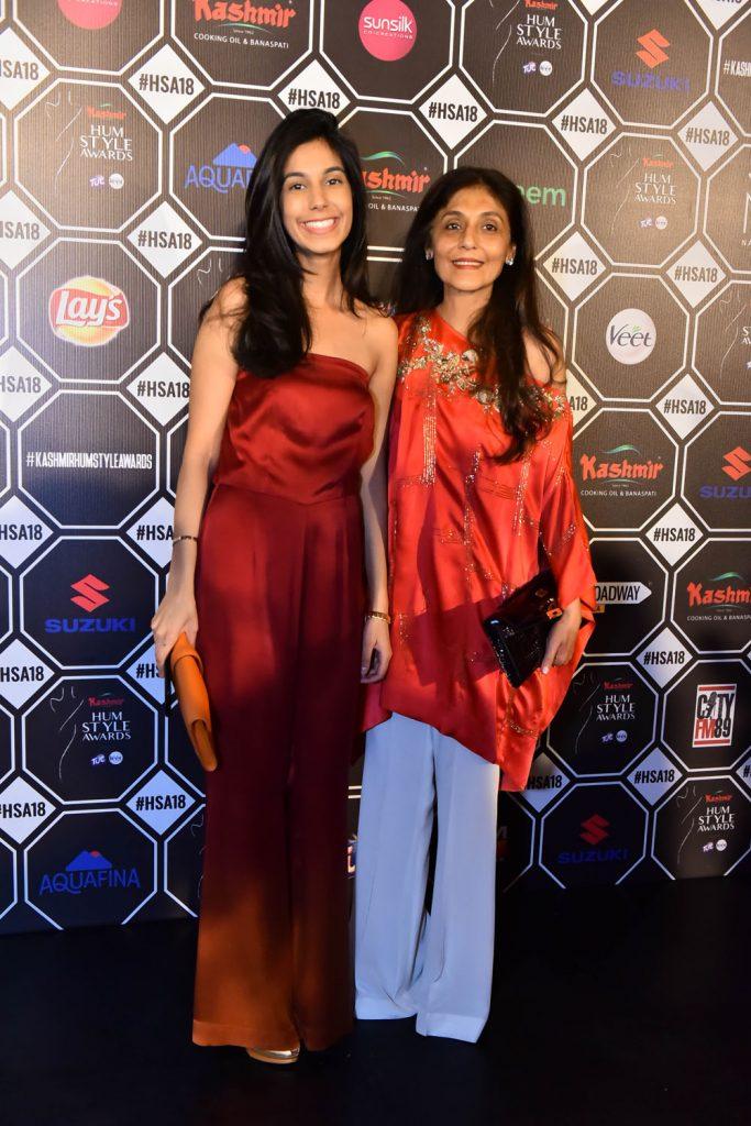 Imara and Shamsha Hashwani