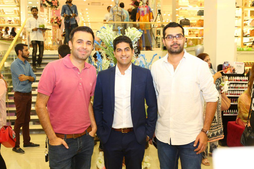 Jahanzaib, Huzaifa and Kumail