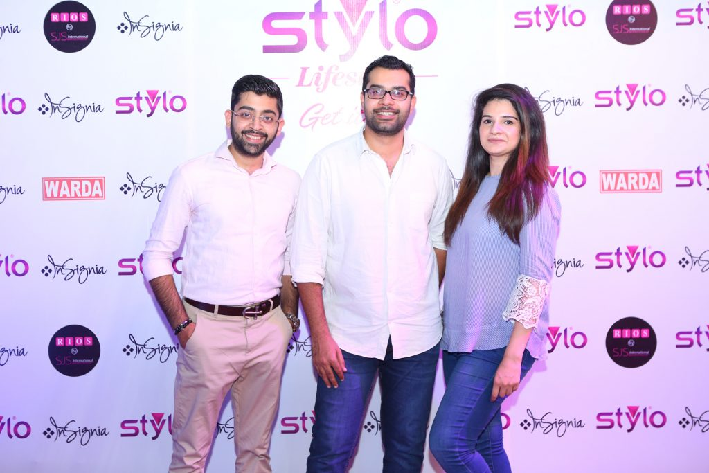 Mahir, Kumail and Momina
