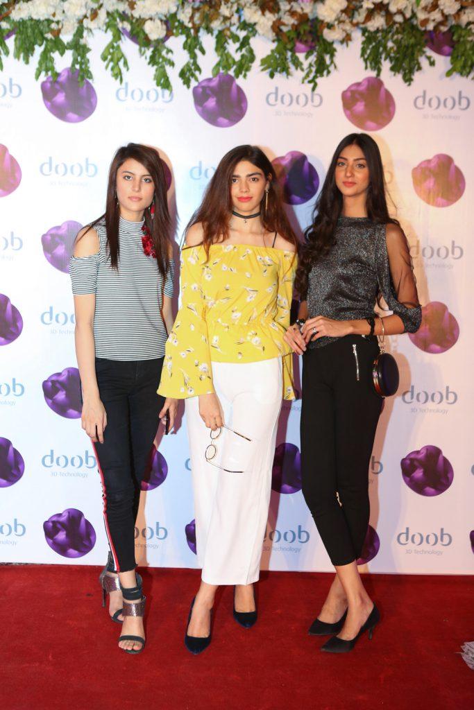 Masooma, Tayyaba and Iqra