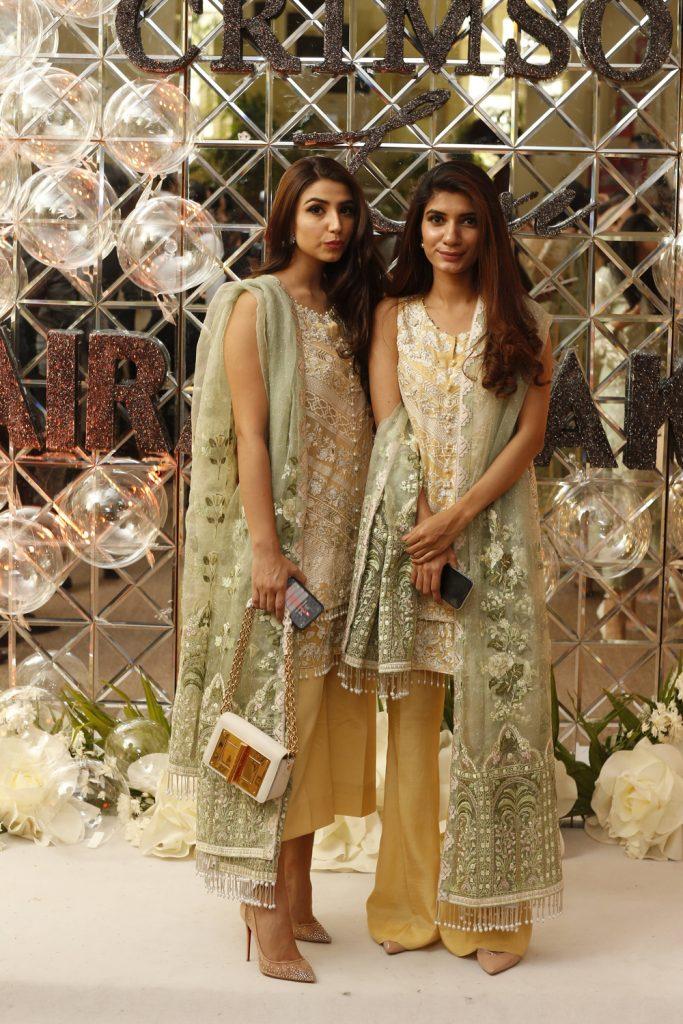 Neha Maneka, Aneeza Chaudhry